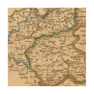 Prussian Empire Wood Prints