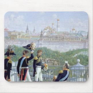 Prussian King Friedrich Wilhelm II Mouse Mat