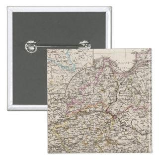 Prussian Provinces 15 Cm Square Badge