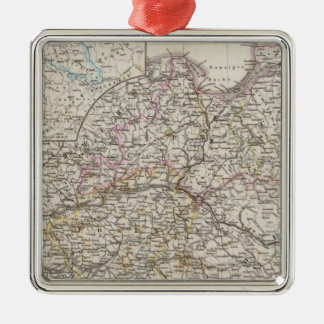 Prussian Provinces Christmas Ornament