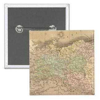 Prussian States 15 Cm Square Badge
