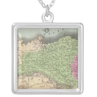 Prussian States 2 Silver Plated Necklace