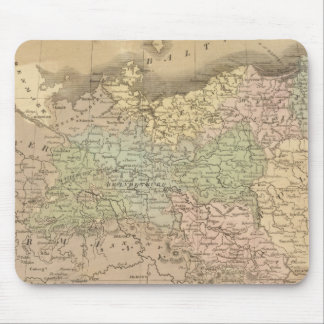 Prussian States Mouse Mat
