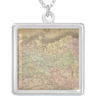 Prussian States Silver Plated Necklace
