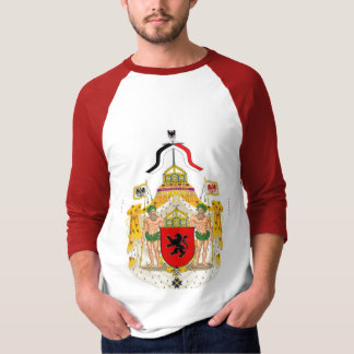 Prussian Tee T Shirt German Russian Nationality