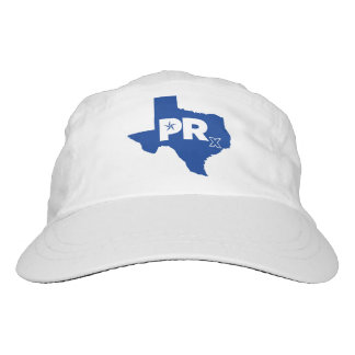 PRx Hat Blue Logo