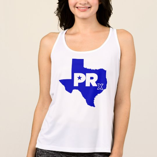 PRx ladies singlet Tank Top