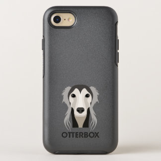 ps077 cute dog OtterBox symmetry iPhone 8/7 case