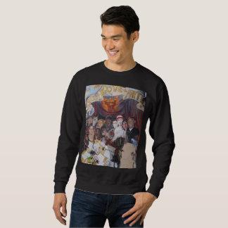 P's UNFADEABLE MURAL SWEATSHIRT(BLACK) Sweatshirt