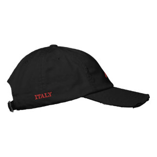 PSA ITALY EMBROIDERED HAT