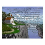 Psalm 100 (Wide Version) Poster