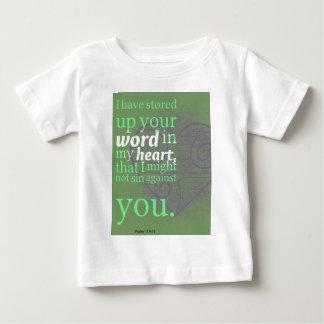 Psalm 119:11 Christian Bible Shirt