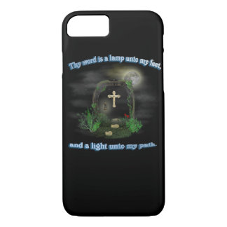 Psalm 119  Christian items iPhone 8/7 Case