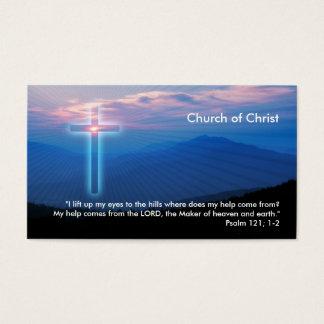 Psalm 121; 1-2 | Christian