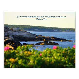 Psalm 139:9 photo