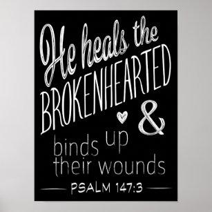 The Faith Psalm Posters & Prints | Zazzle UK