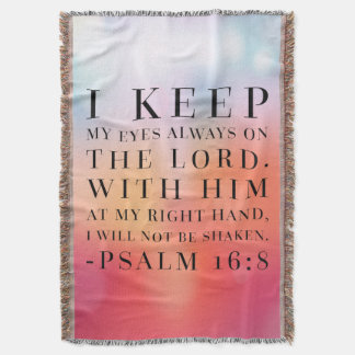 Psalm 16:8 Bible Quote