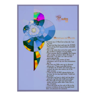 Psalm 16 posters