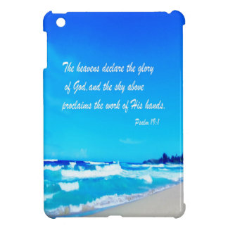 Psalm 19:1 cover for the iPad mini