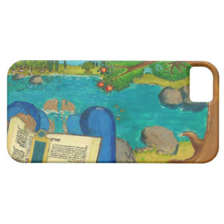 Psalm 1 in Hebrew Bible Jewish Christian Paintings Case For The iPhone 5