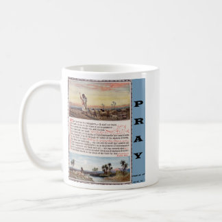 Psalm 23 Prayer Mug