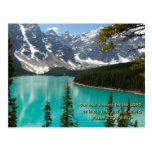 Psalm 33:20 Postcard