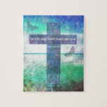 Psalm 46:10  Encouraging Bible Verse Jigsaw Puzzles