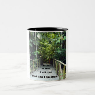 Psalm 56:3 coffee mug