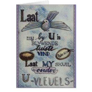 Psalm 61:5 card