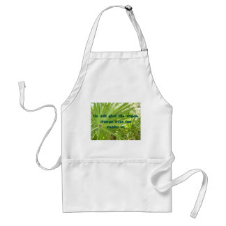 Psalm 91 Angels Over Me Apron