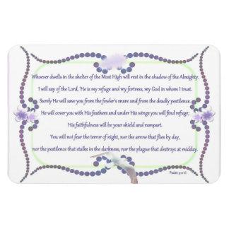 Psalm 91 magnet
