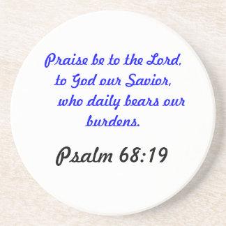 Psalm Coaster