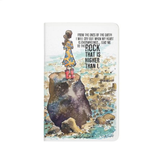 Psalms 61:2 Pocket Notebook