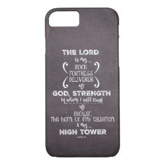 Psalms Bible Verse iPhone 7 Case