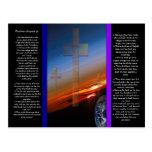 Psalms chapter 91 Postcard