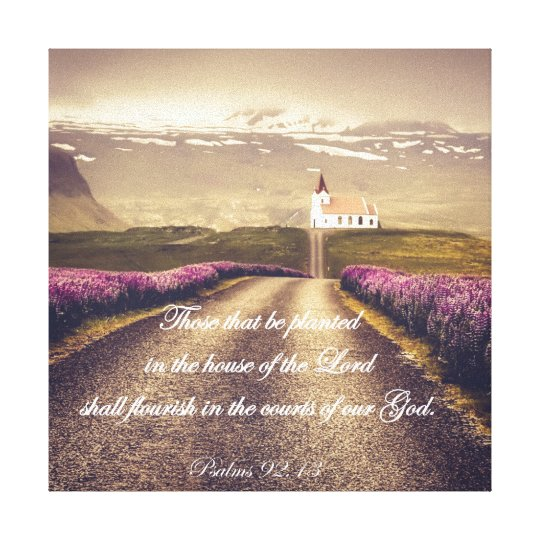 Psalms: Planted in the House of the Lord