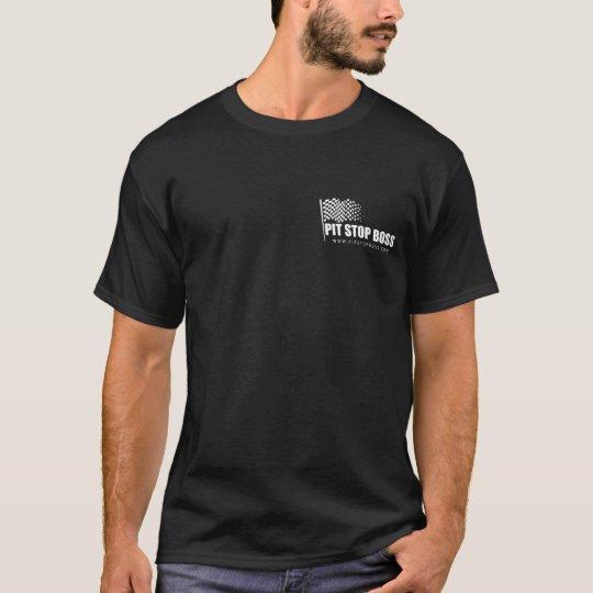 PSB Logo White T-Shirt