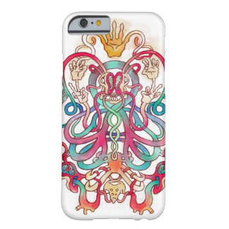 Pseudo-Religious Circulatory System Design Barely There iPhone 6 Case