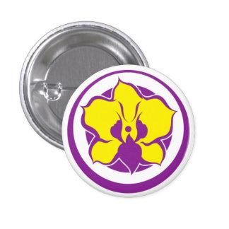 Pseudomyxoma Survivor button badge