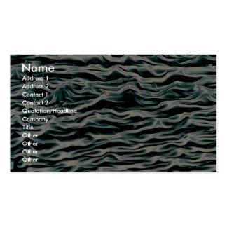 Pseudoscorpion - side business cards