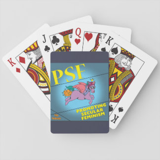 PSF Playing Cards