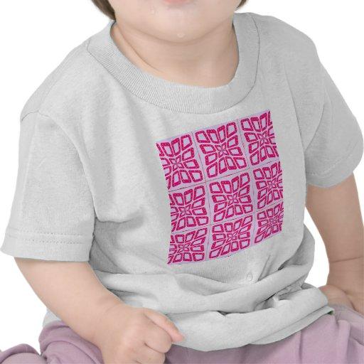 PSG Dots Pinched Tiles. Tee Shirts