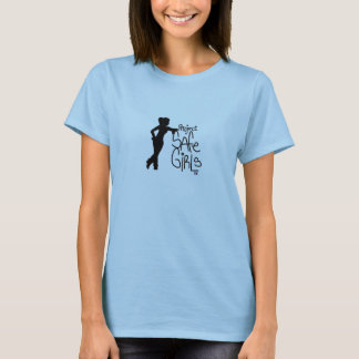 PSG Ladies Baby Doll (Fitted) T-Shirt