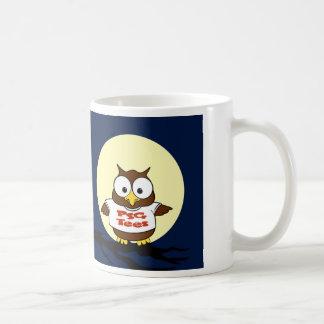 PSG Tees Hoot Coffee Mug