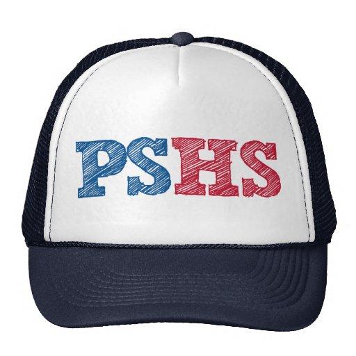PSHS SKETCHY HAT