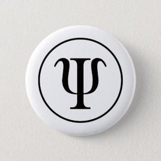 Psi 6 Cm Round Badge