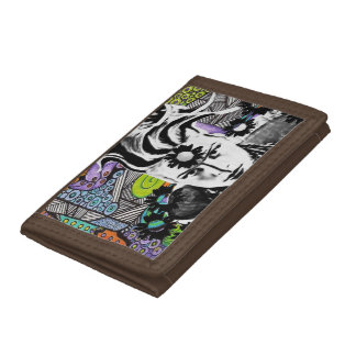 Psicodelic pop wallet
