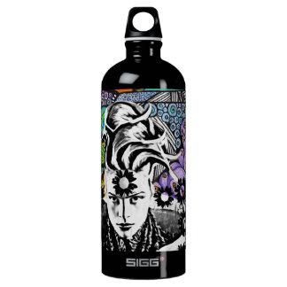 Psicodelic pop water bottle SIGG traveller 1.0L water bottle