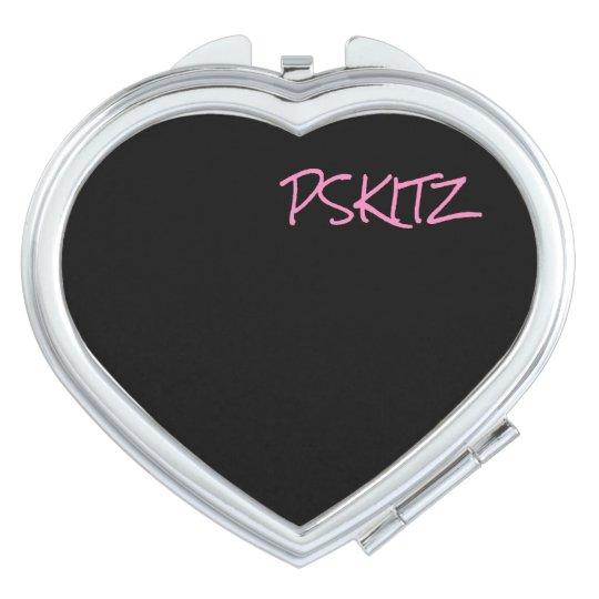 PSKITZ Ladies Compact Mirror