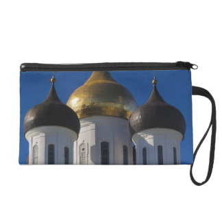 Pskov Kremlin and Trinity Cathedral 2 Wristlet Purses